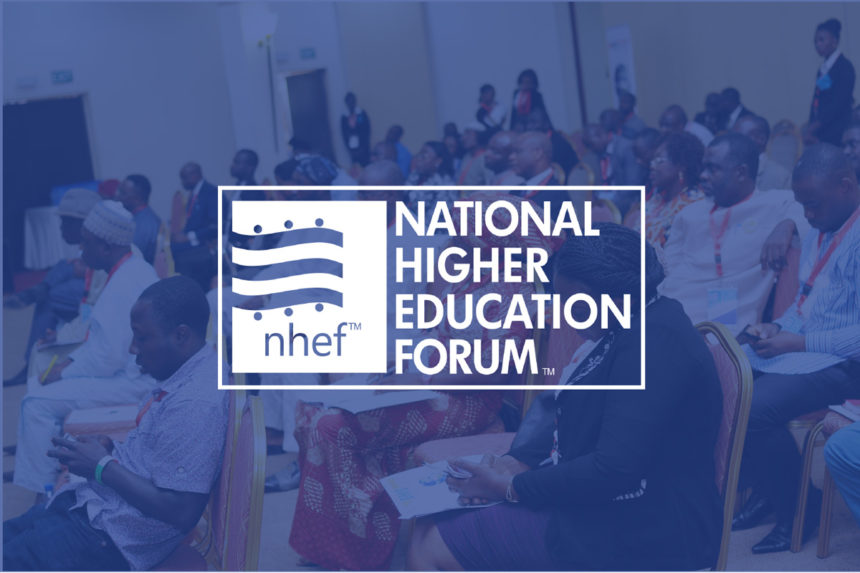 National Higher Education Forum: A Bold New Direction